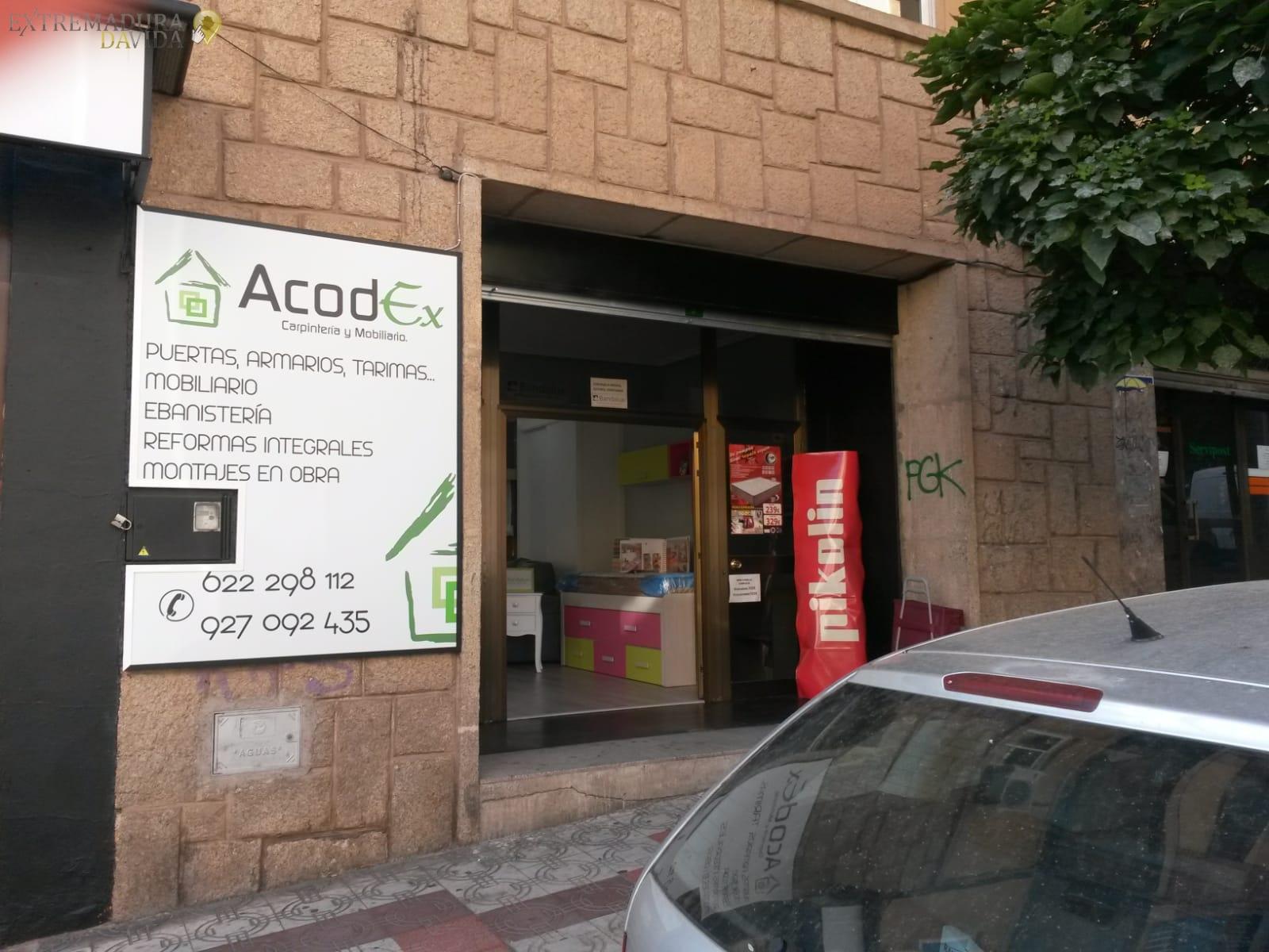Tienda de Hogar en Cáceres Acodex