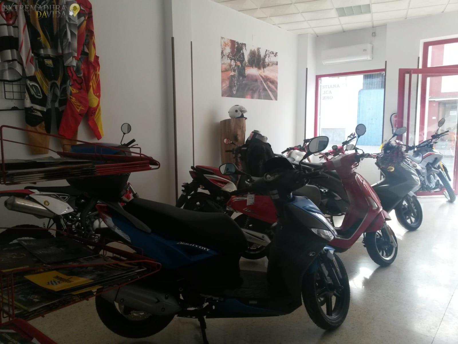 Taller de motos quads en Almendralejo MQ