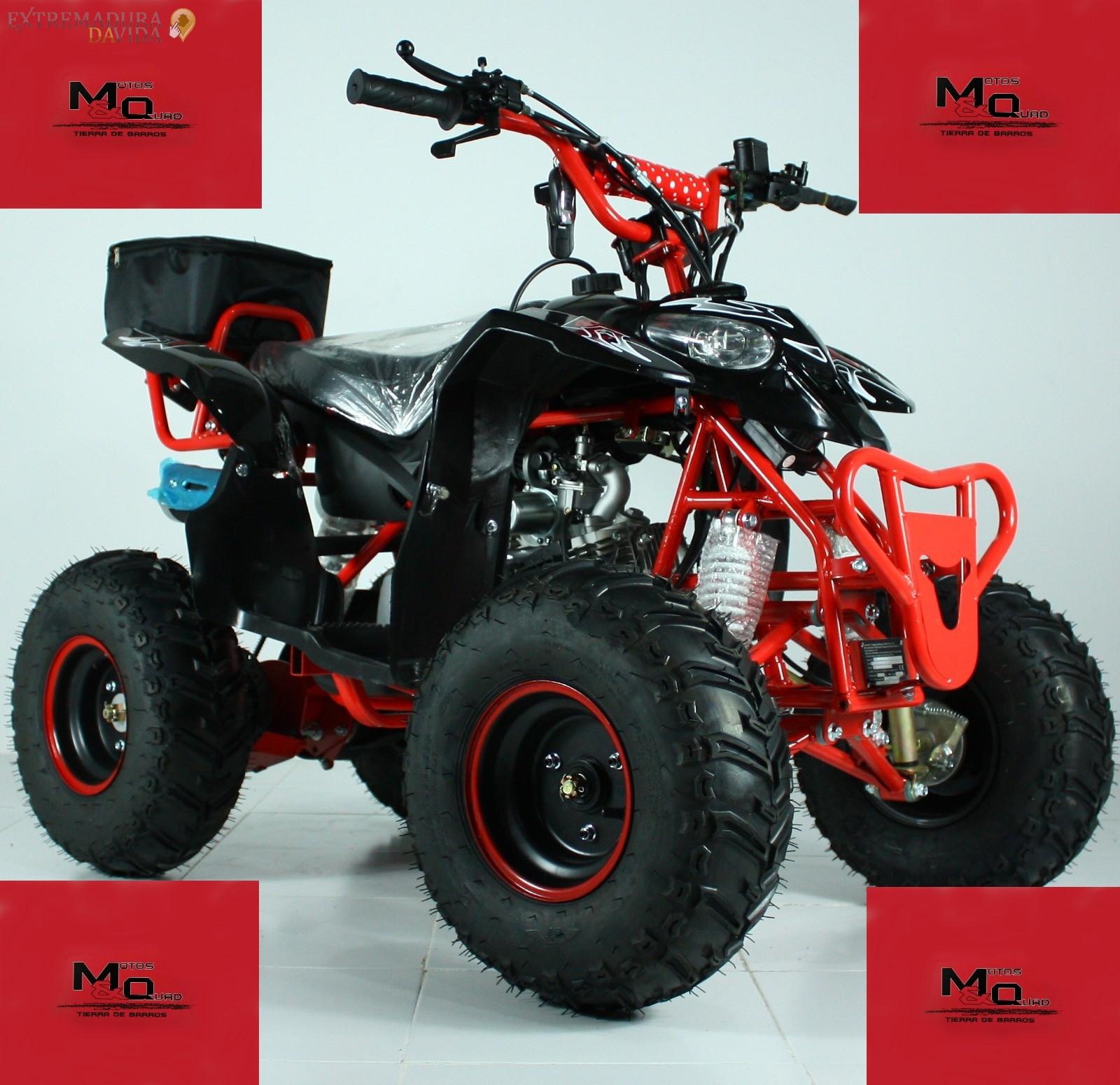 Venta de motos y quat en Almendralejo MQ