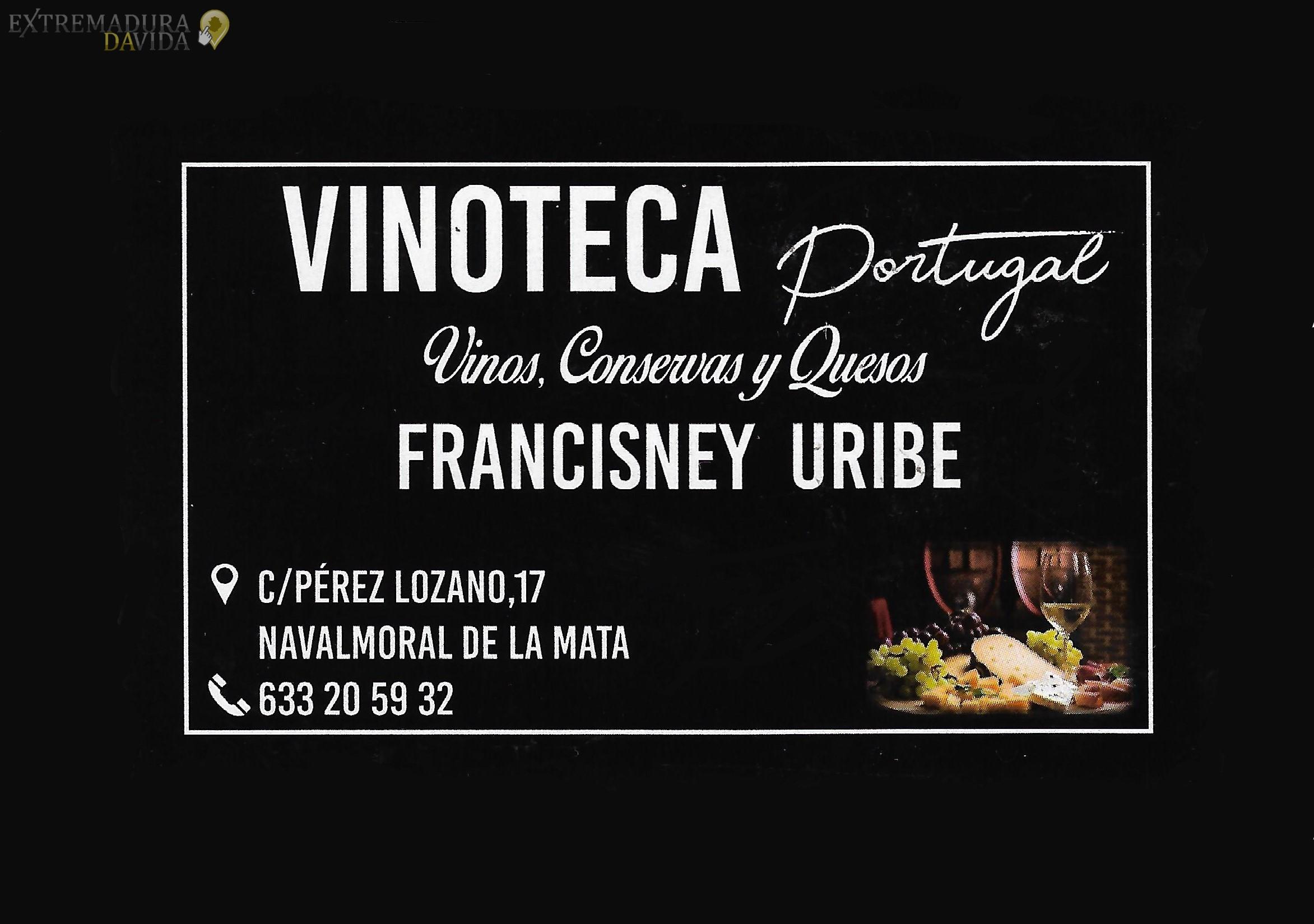 Vinoteca pruductos gourmet Navalmoral de la Mata Francisney Uribe