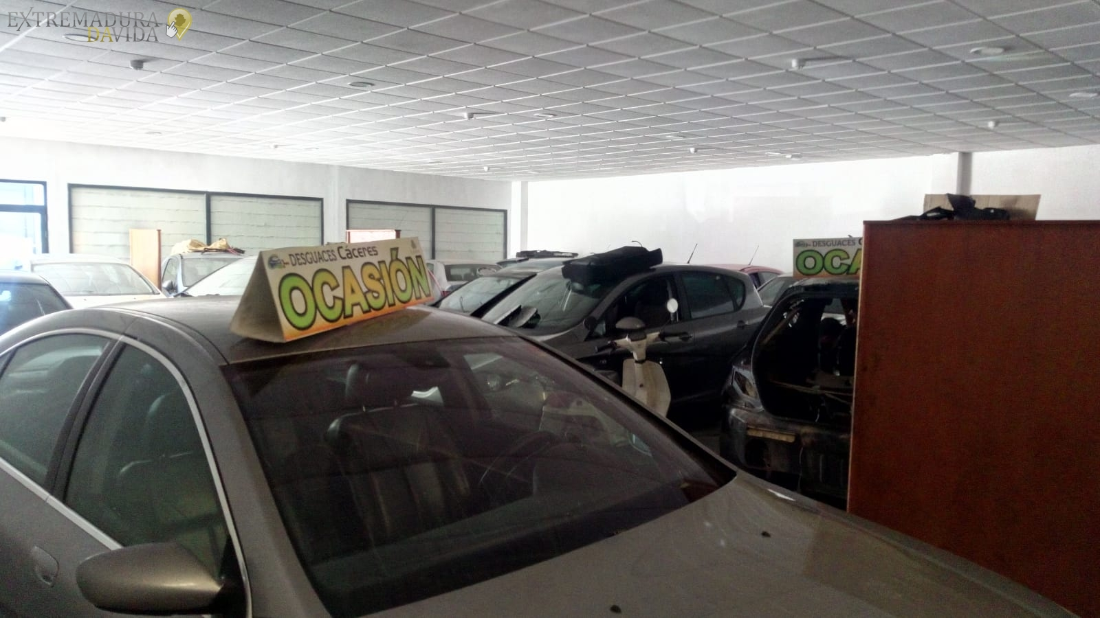 Desguaces Cáceres Piezas de Automóvil segunda mano