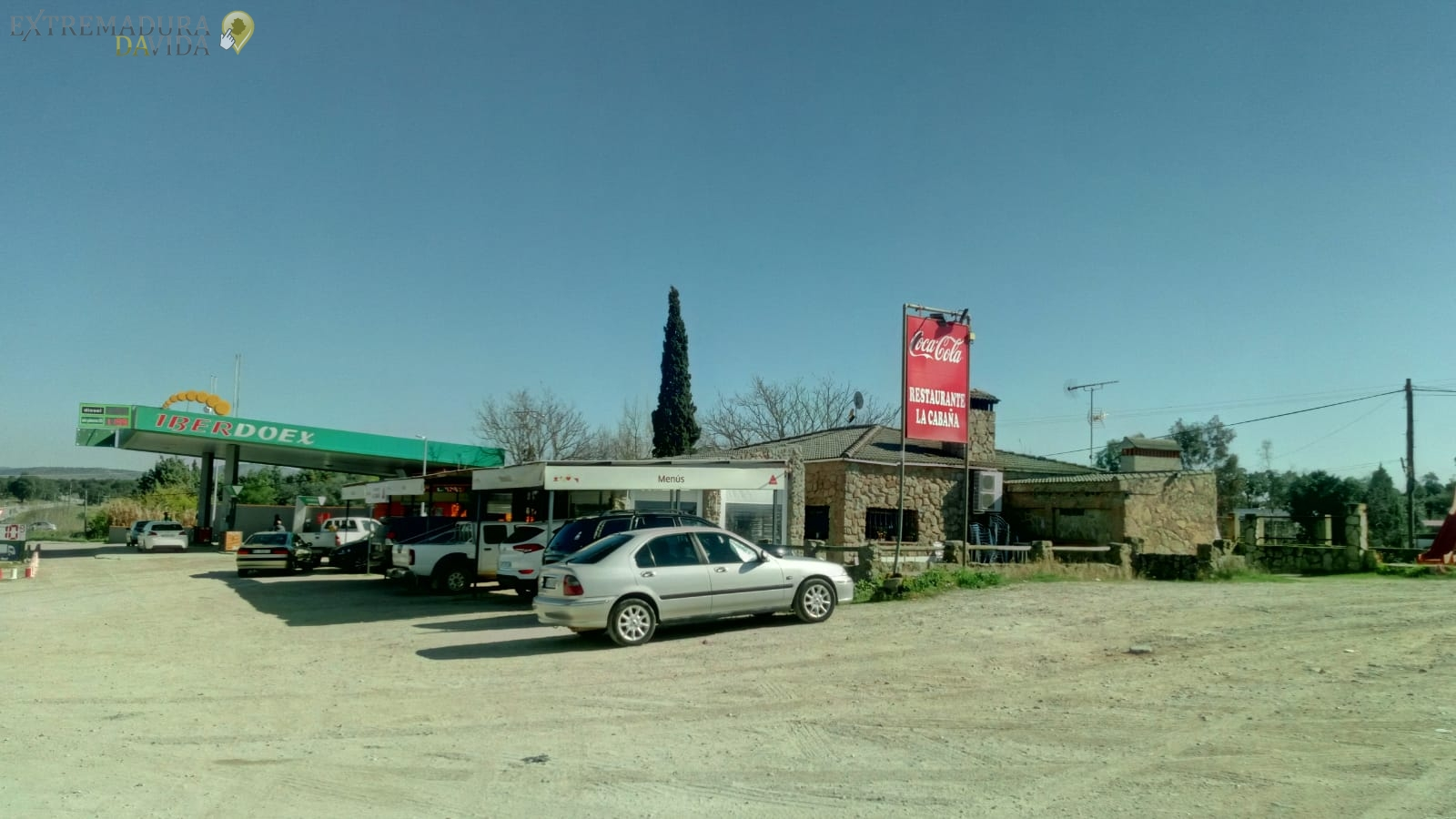 Restaurante Carretera Cáceres Badajoz La Cabaña