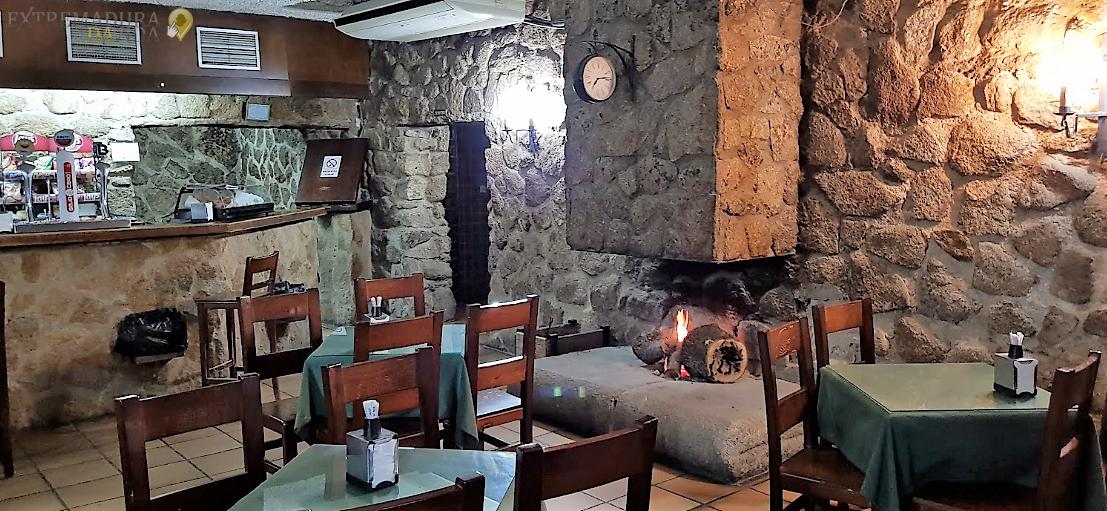 Restaurante Mesón Carretera Cáceres Badajoz La Cabaña