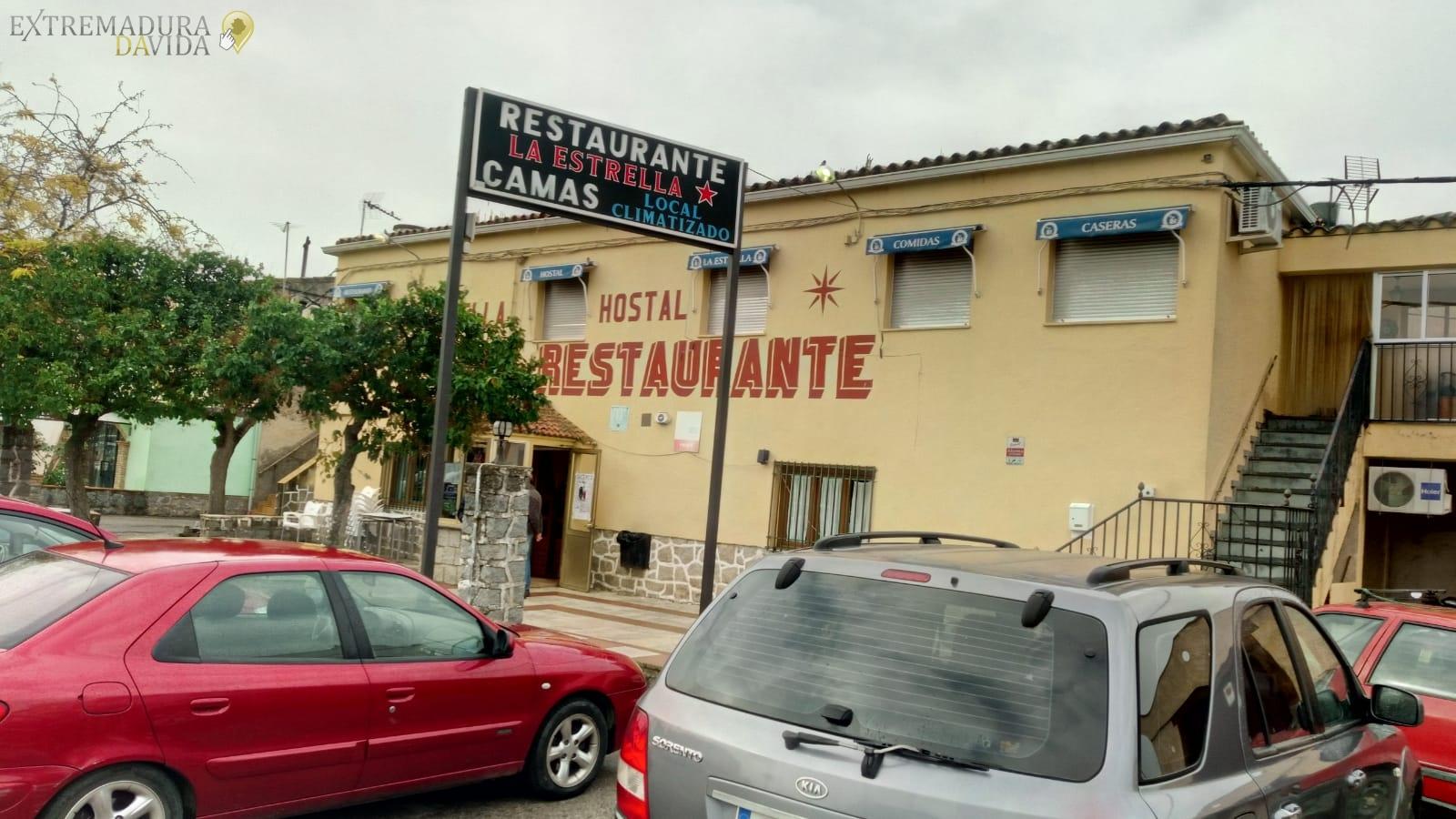 RESTAURANTE ALOJAMIENTOS EN LA TORRE DE SANTA MARÍA LA ESTRELLA