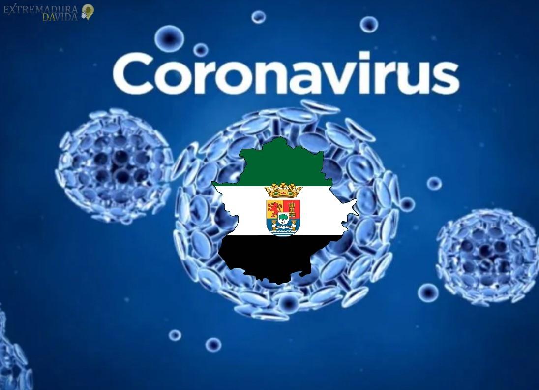 Coronavirus en Extremadura Covi-19