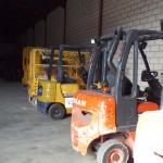 Alquiler De Carretillas Elevadoras En Cáceres Guzman