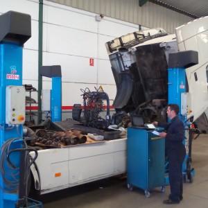 Taller Mecánica General En Cáceres San Jorge