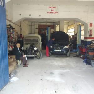 taller de mecanica general en caceres Mamerol