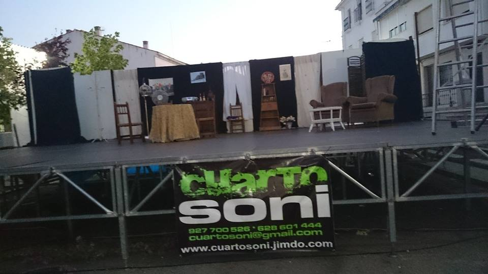 SONIDO E ILUMINACION EN CACERES CUARTO SONI
