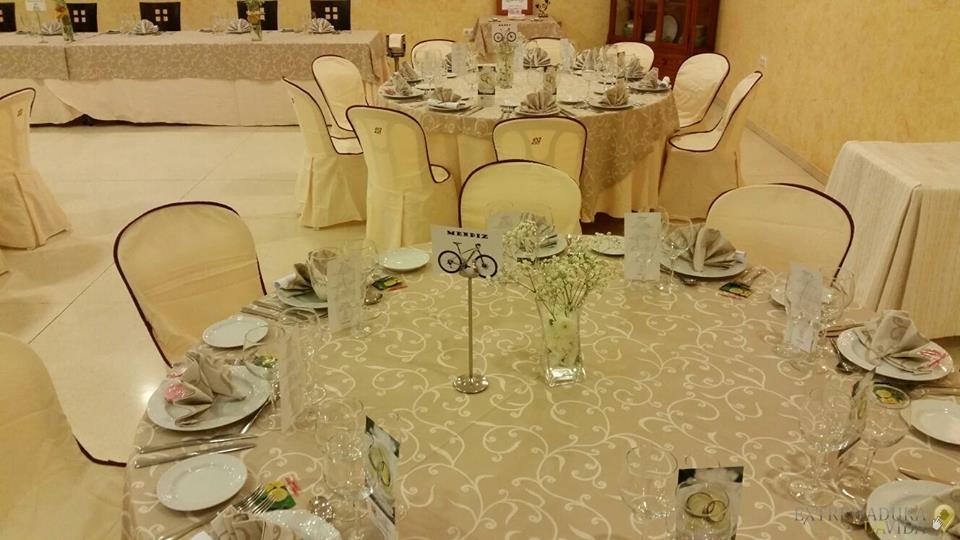 Restaurante salones eventos Almendralejo Los Gonzalez