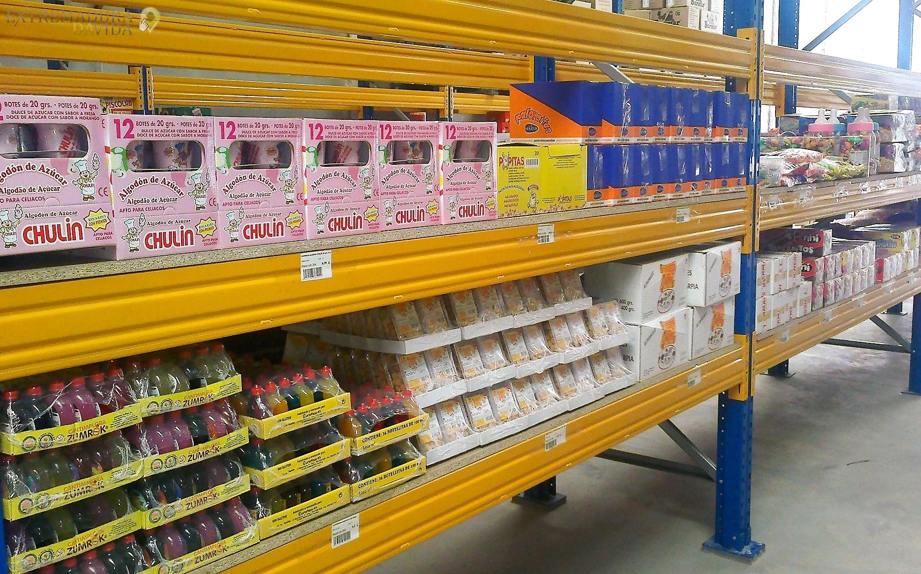 distribuciones de snack guerrero mundial s.l