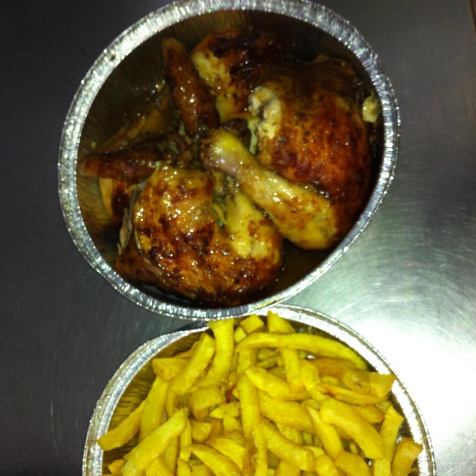 pollos y comida rápida Almendralejo Mister Pollo
