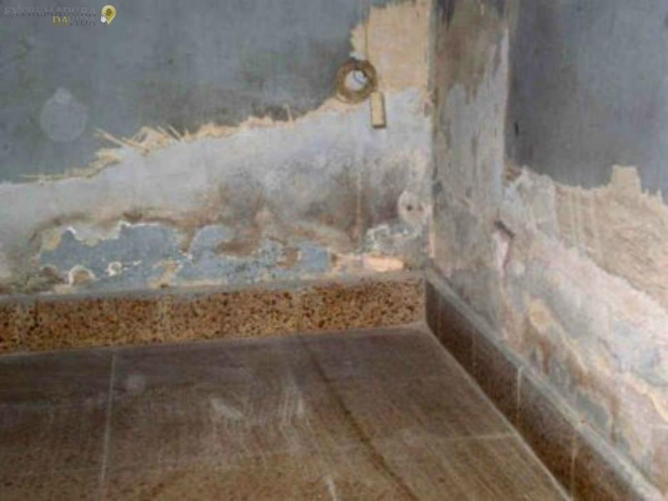 eliminación de humedades Extremadura Pedro Soria