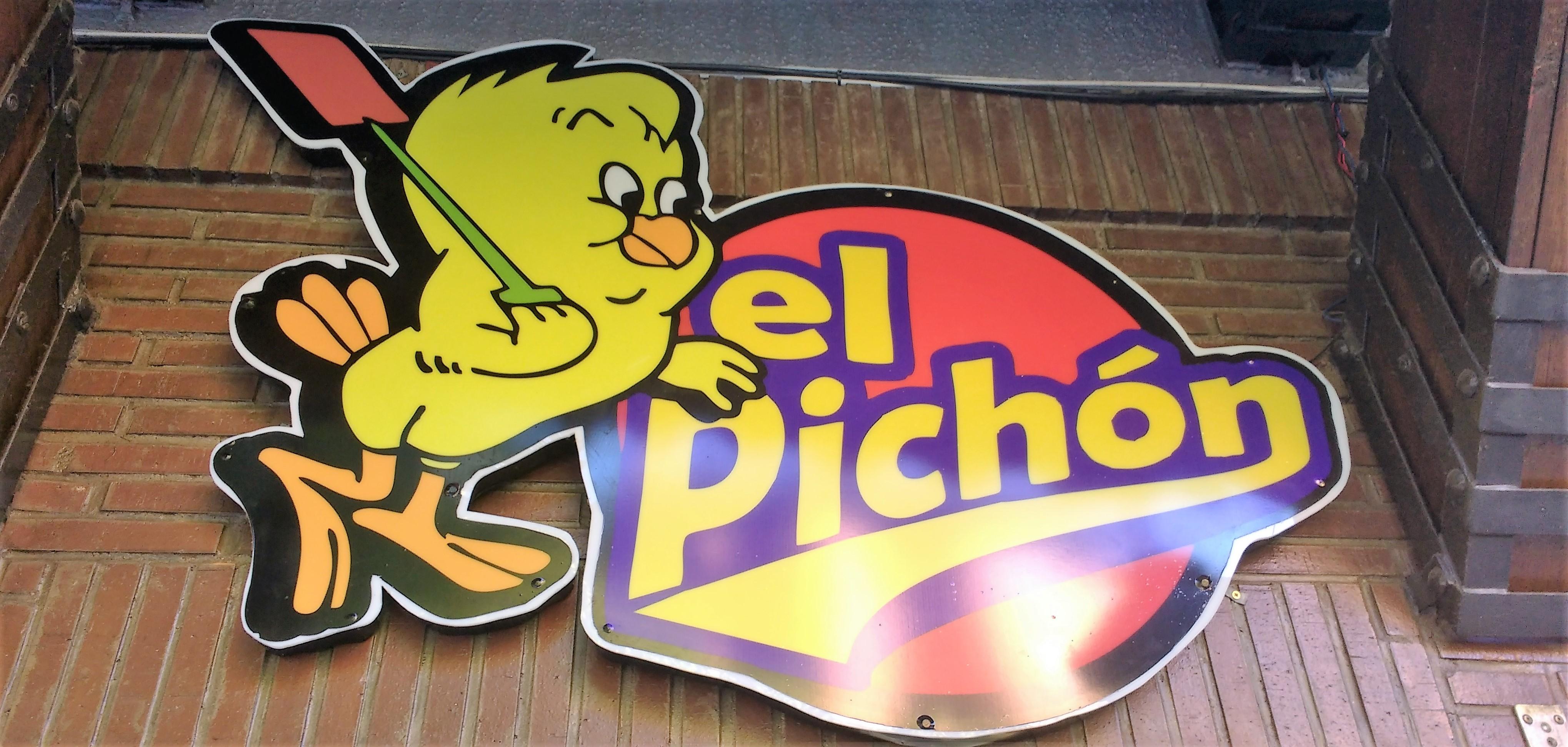 EL PICHON CALLE CAUPOLICAN