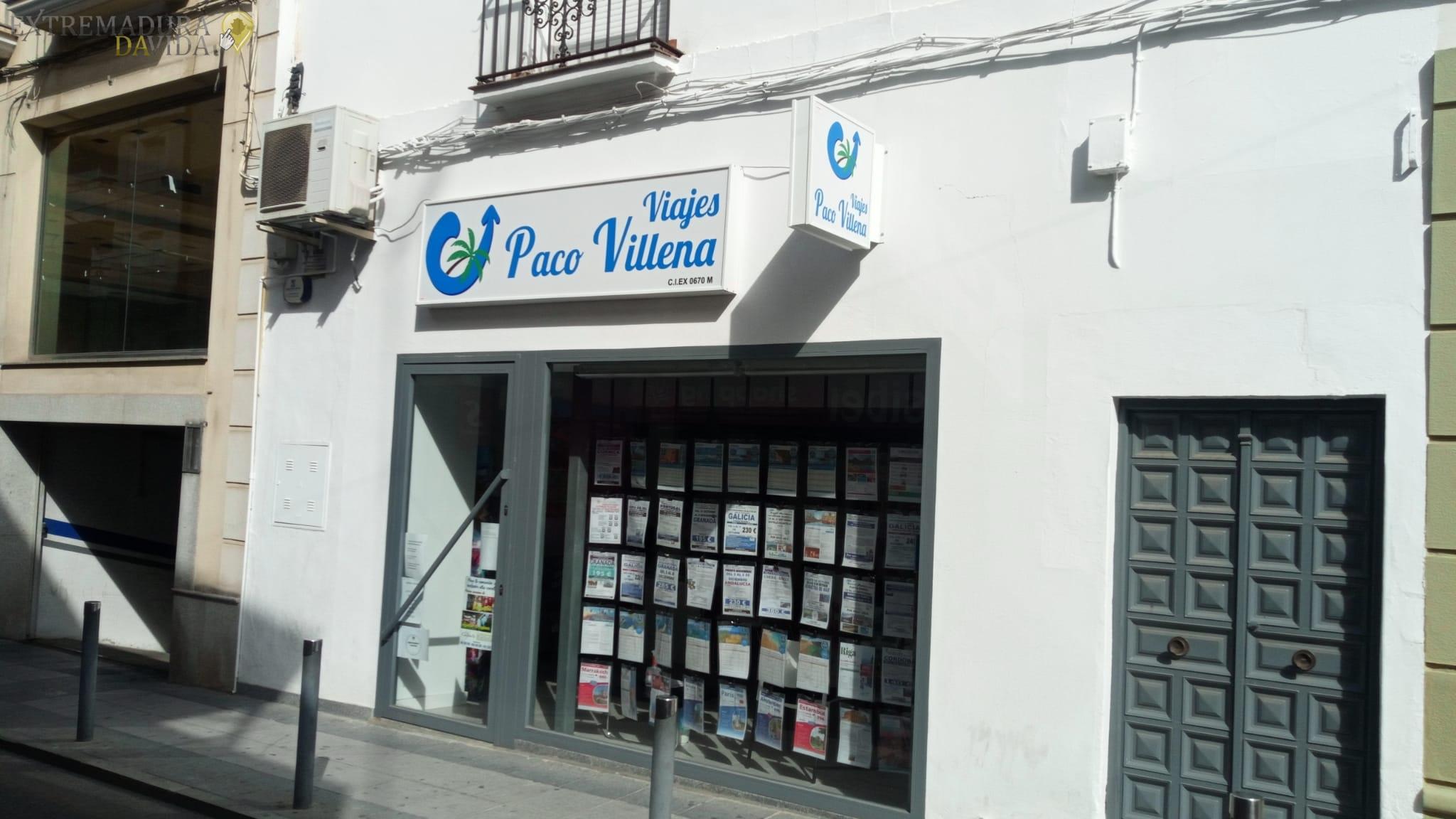 Agencia de Viajes en Almendralejo Paco Villena