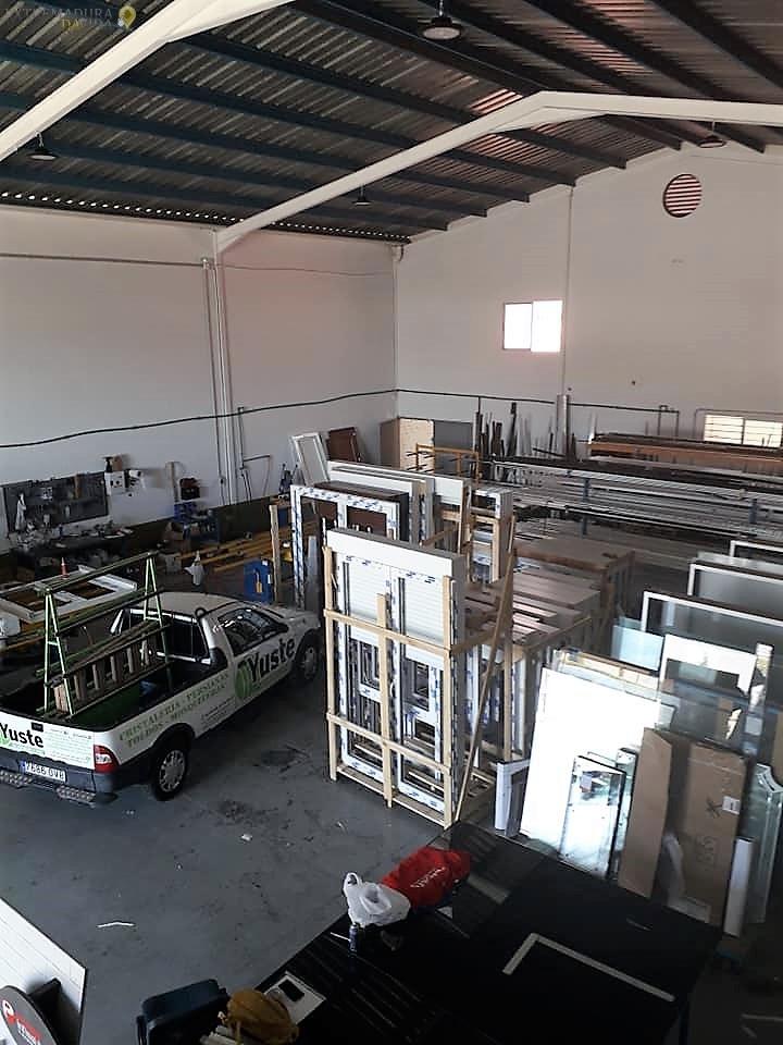 Aluminios en Almendralejo Badajoz Yuste Aceuchal