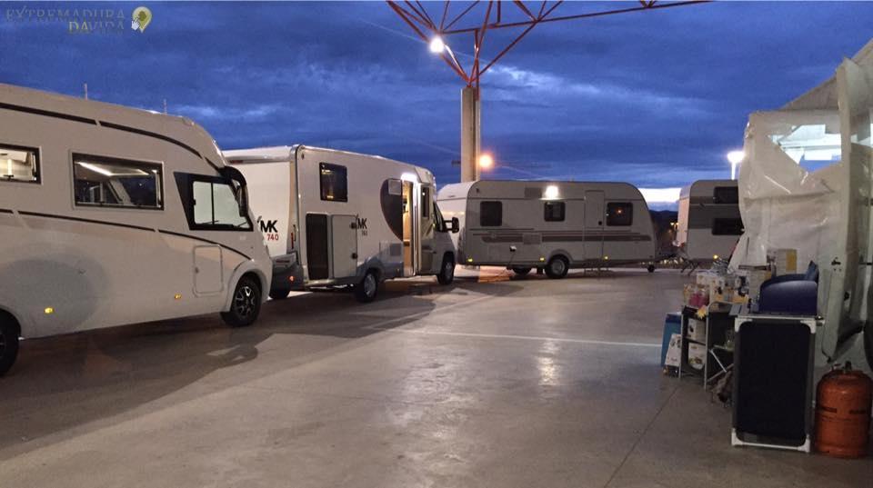 Autocaravanas caravanas Cáceres venta reparación Carrero