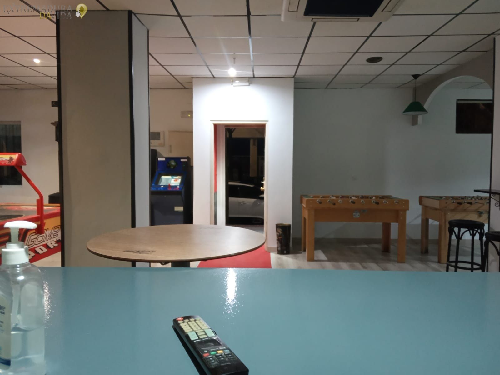 Billares pub en Cáceres Zona Abierto