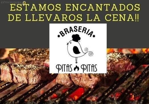 Braseria asador en Plasencia Pitas Pitas