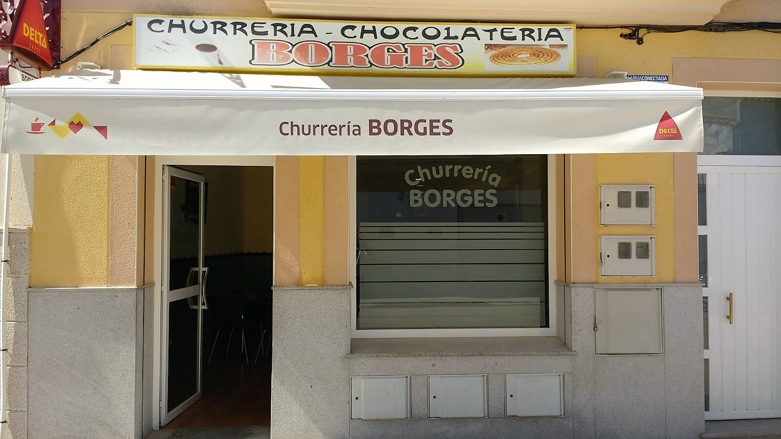 CHURRERIAS Y CHOCOLATERIA BORGES