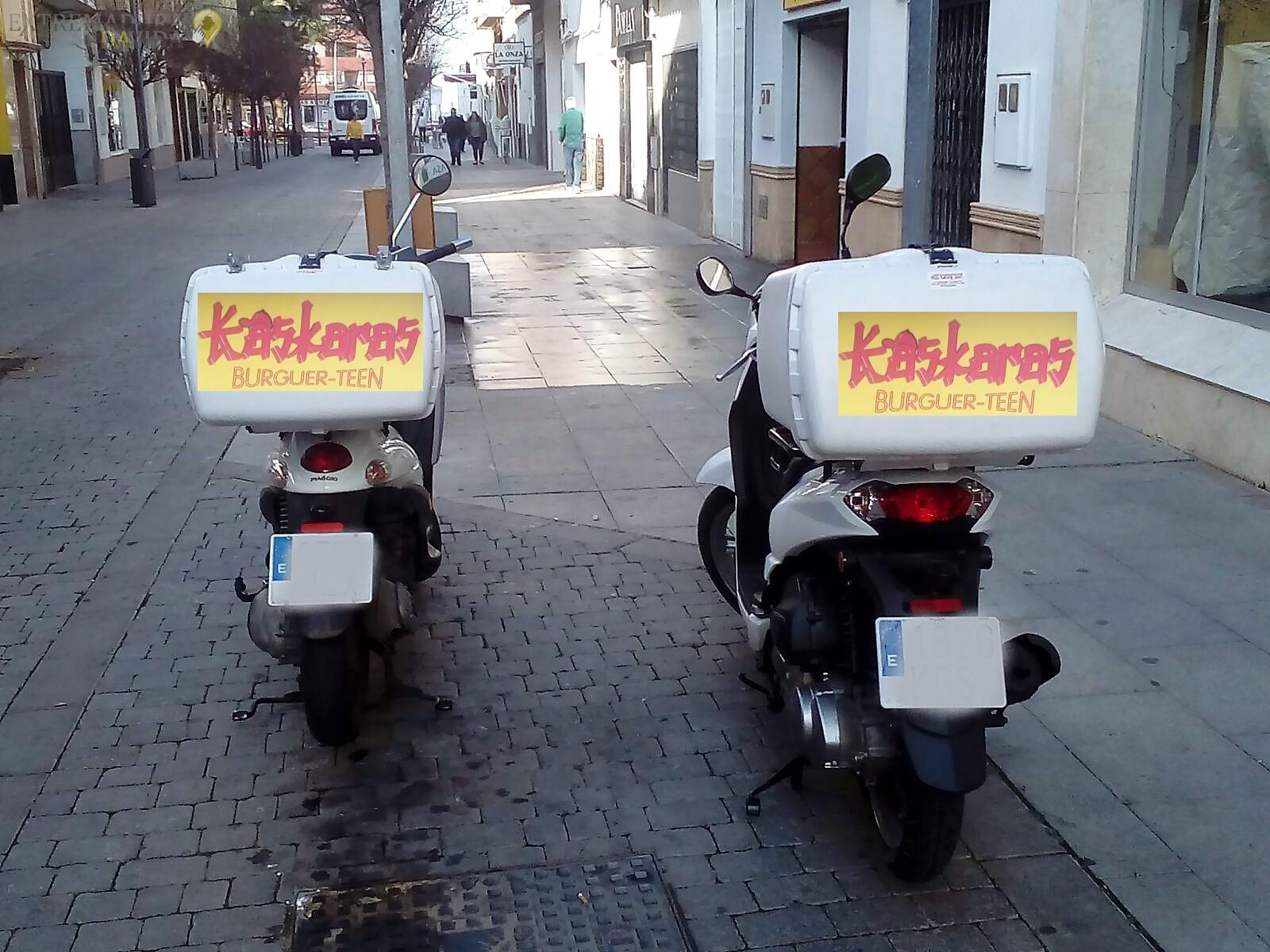 POLLOS ALMENDRALEJO HAMBURGUESAS KASKARAS