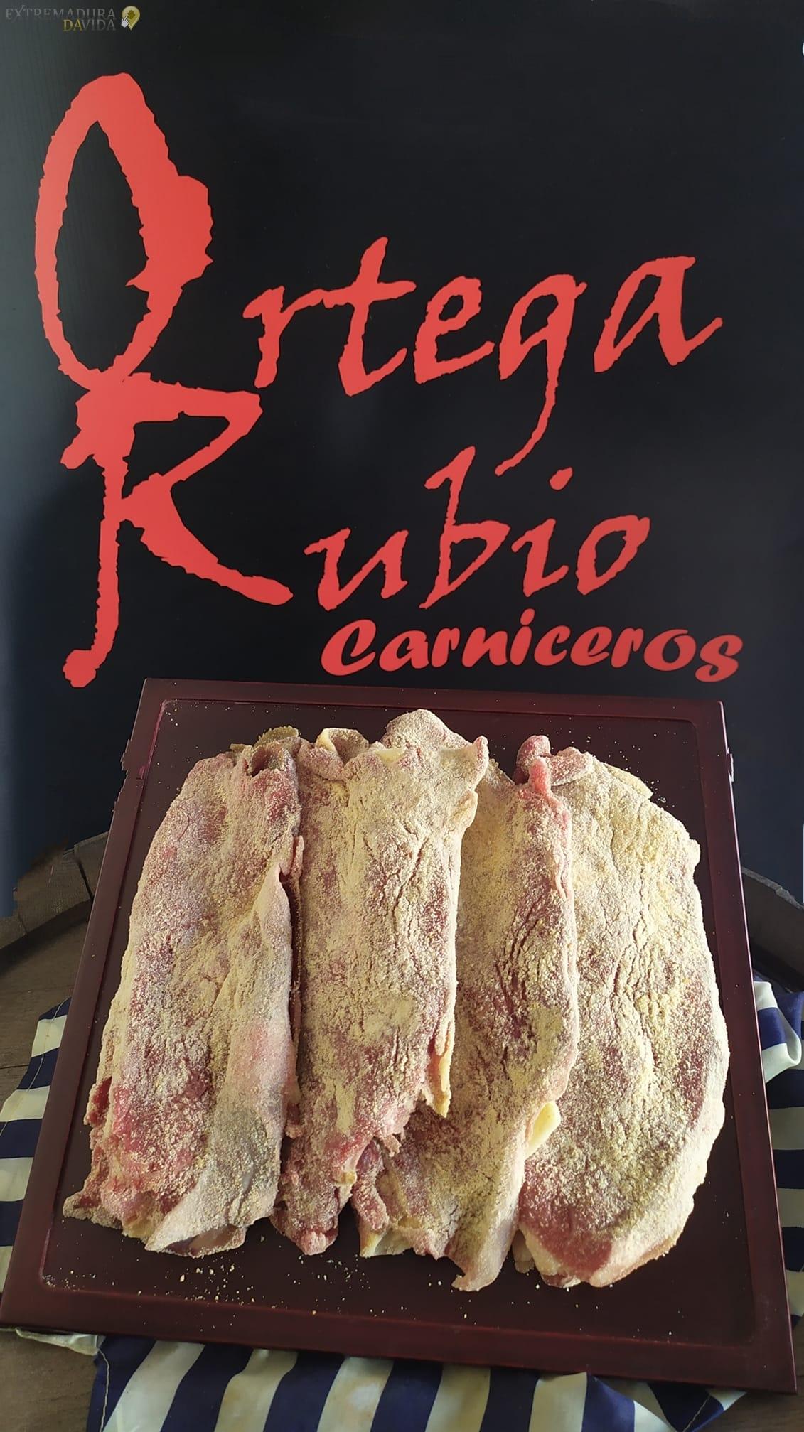 Carnicería en Trujillo Productos extremeños Ortega Rubio