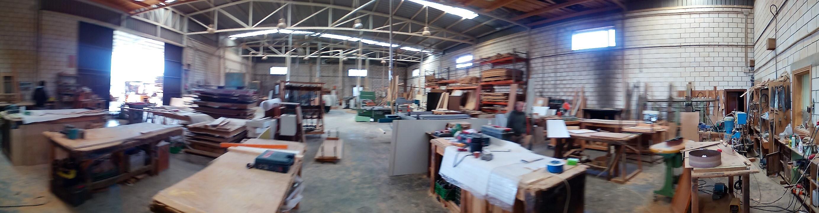 Carpintería en la Vera Almacen de maderas Macayo