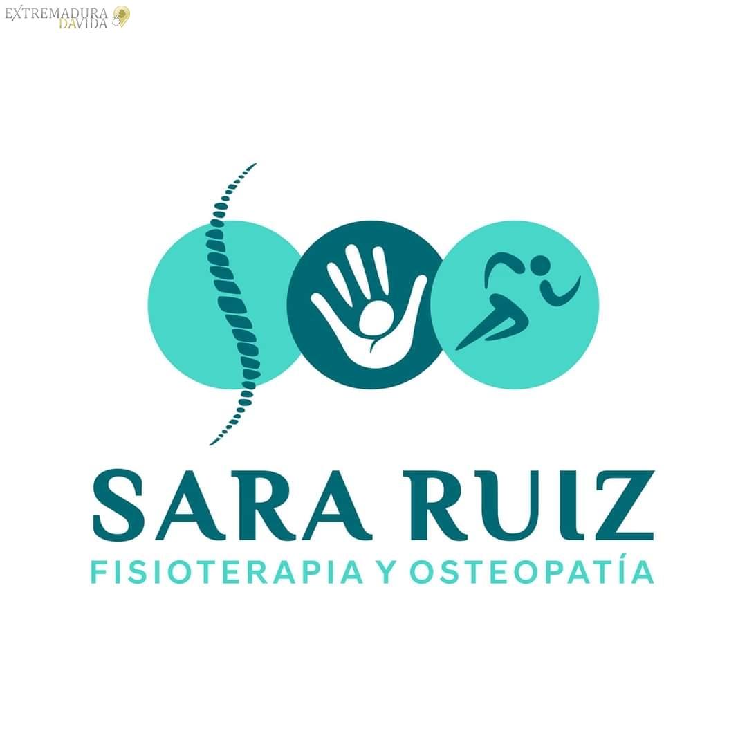 Centro fisioterapia osteopatía en Almendralejo Sara Ruíz