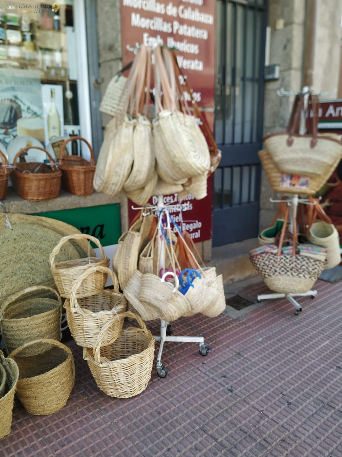 Cestería en la Vera La Artesa Gourmet Jarandilla