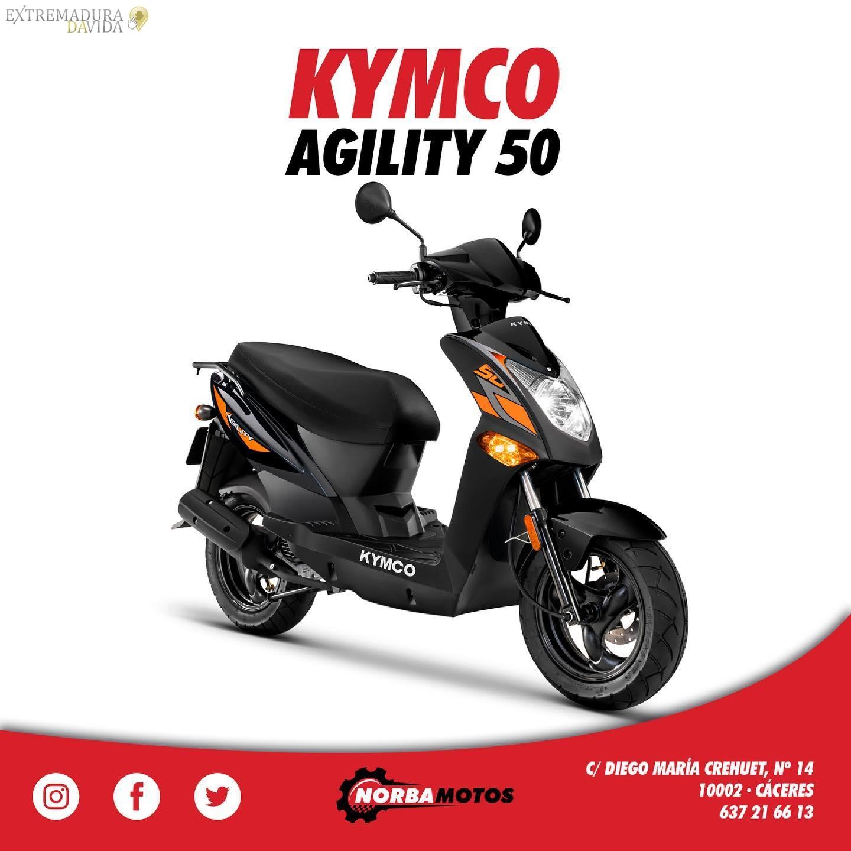 Concesionarío scooters Kimco en Cáceres Norbamotos Concesionarío scooters Kimco en Cáceres Norbamotos