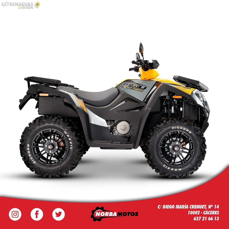 Concesionarío motos Suzuki Cáceres Norbamotos