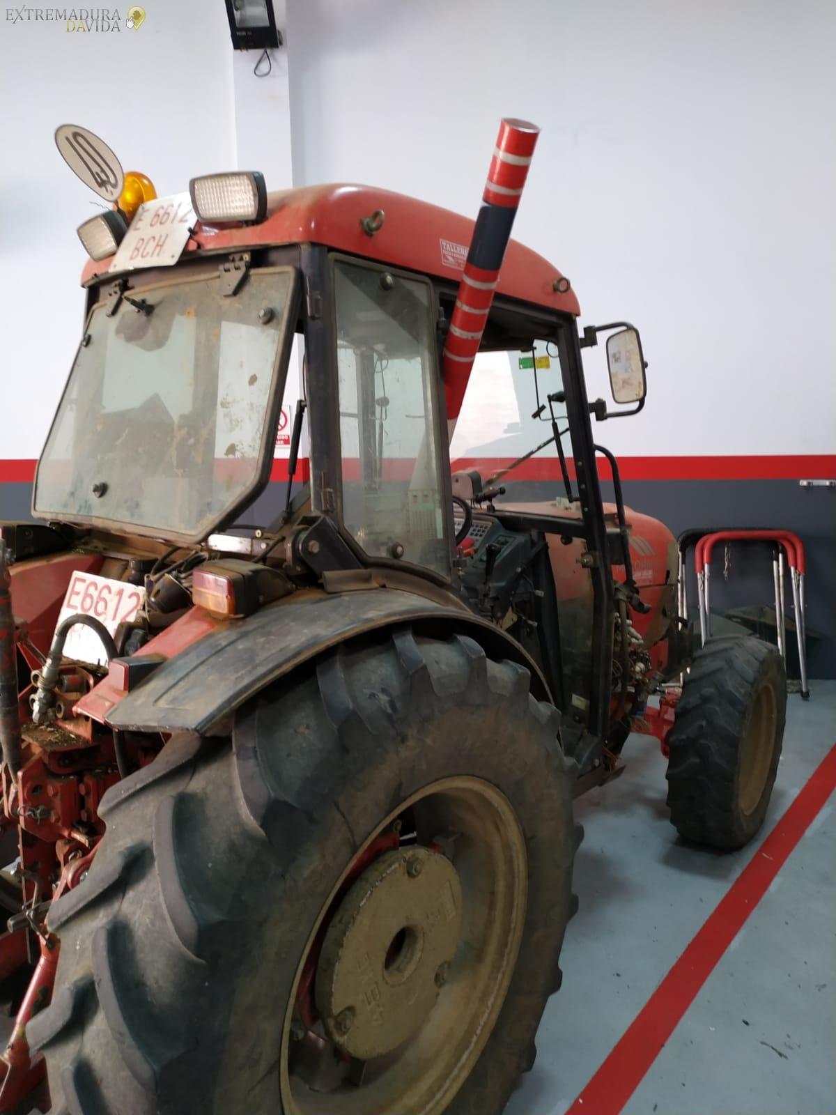 Cristalería vehículos industriales en Almendralejo AlglassLunas