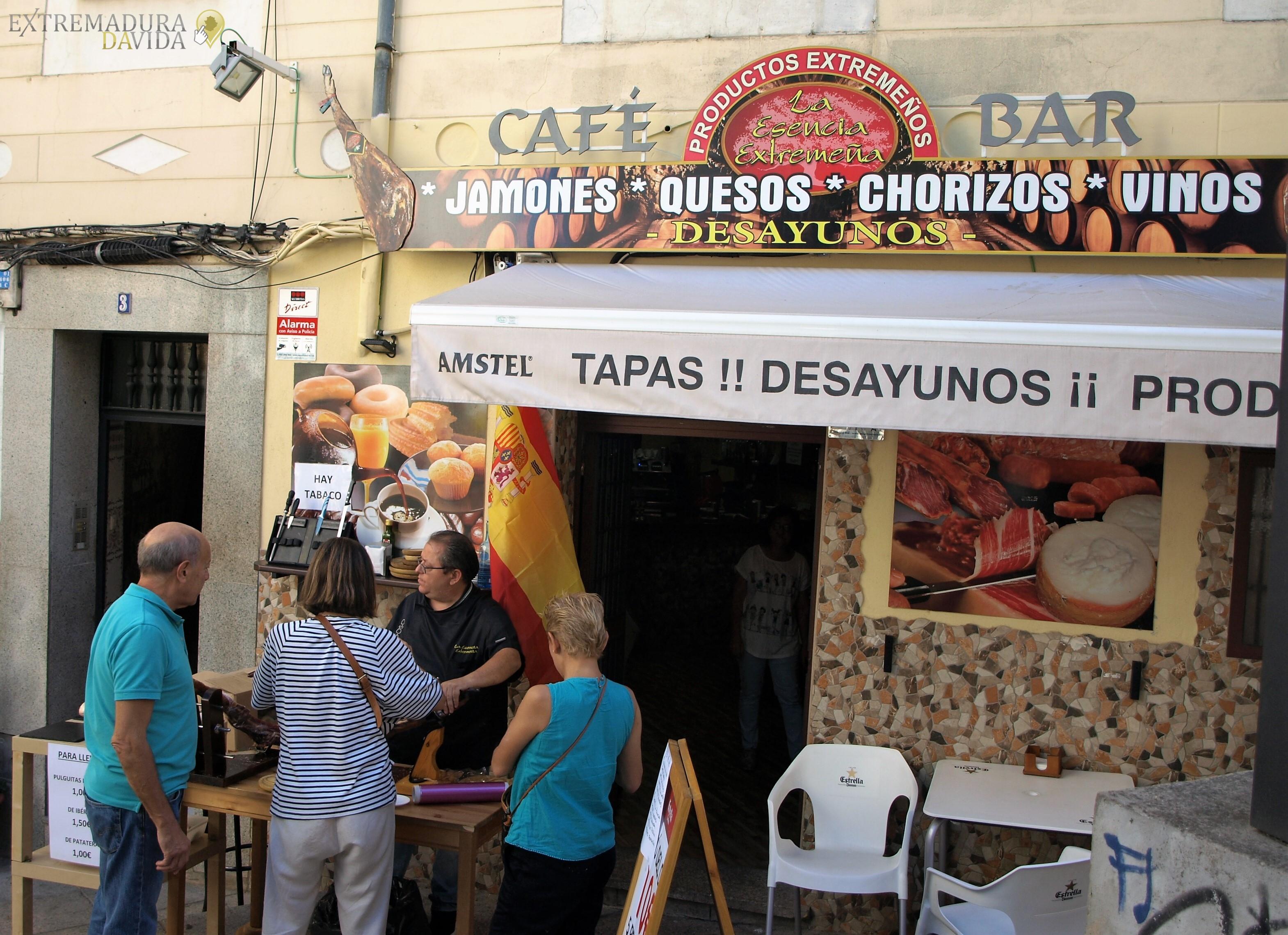 Asador Restaurante en Cáceres La esencia Extremeña
