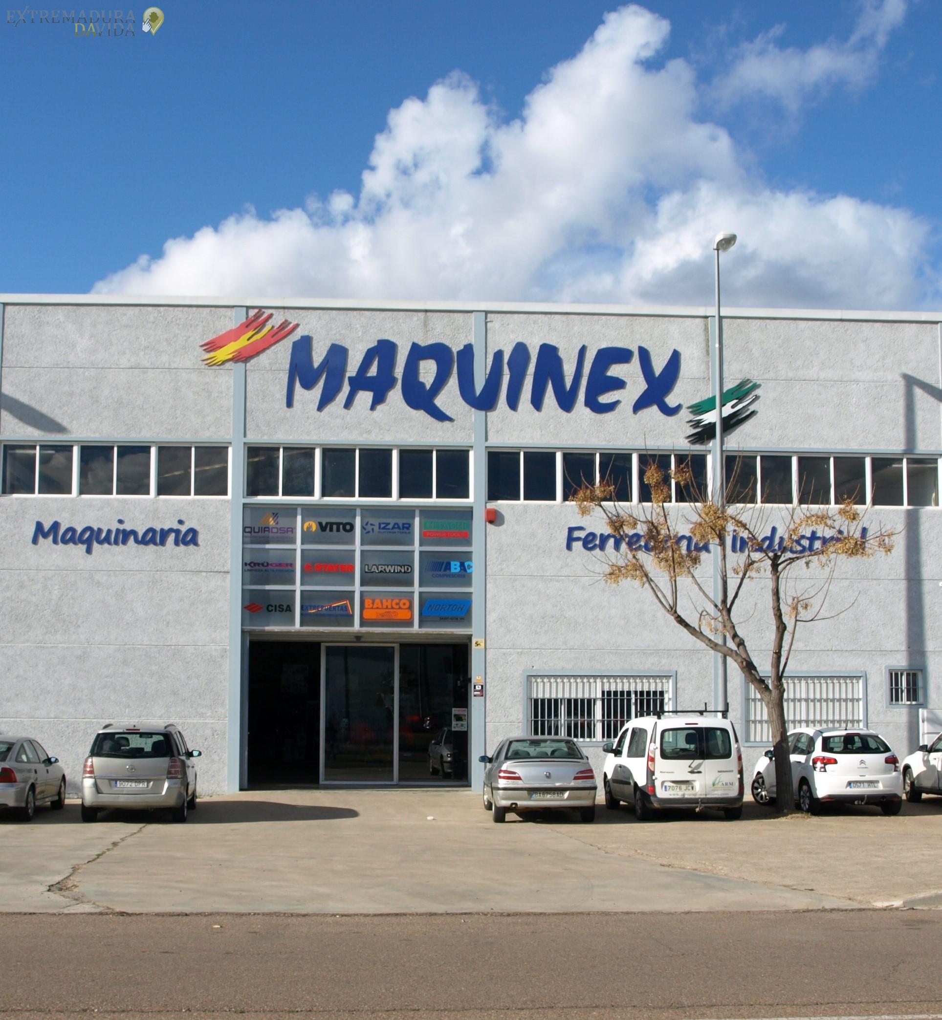 MAQUINEX EUROPA FERRETERIA Y MAQUINARIA - DON BENITO