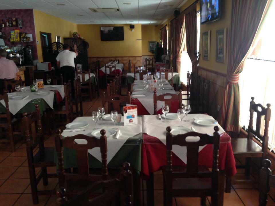 Restaurante Navalmoral de la Mata casa Candy