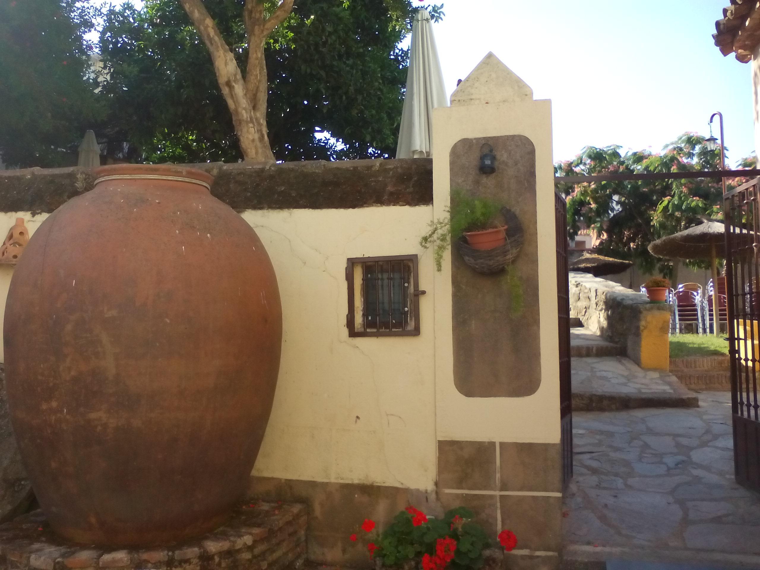 restaurante ospedaje Montanchez La Montonera