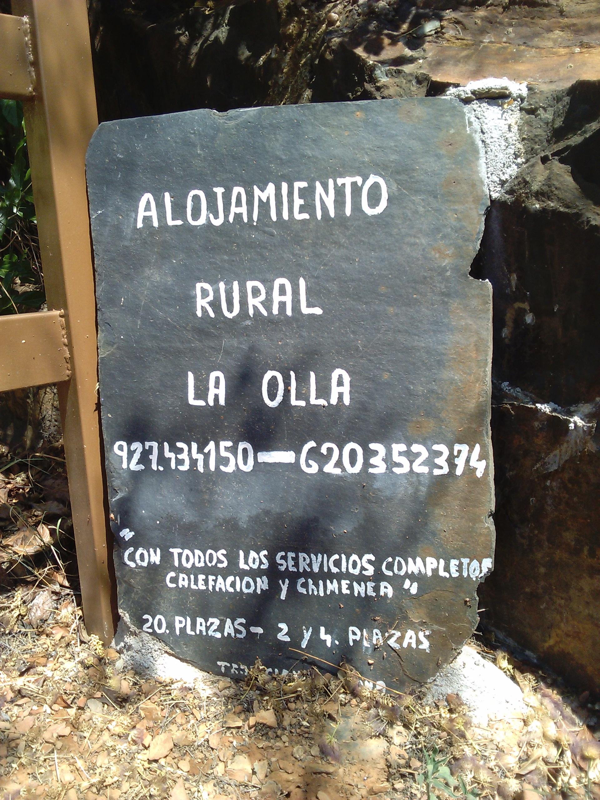 Casa rural Las Mestas La Olla las Hurdes
