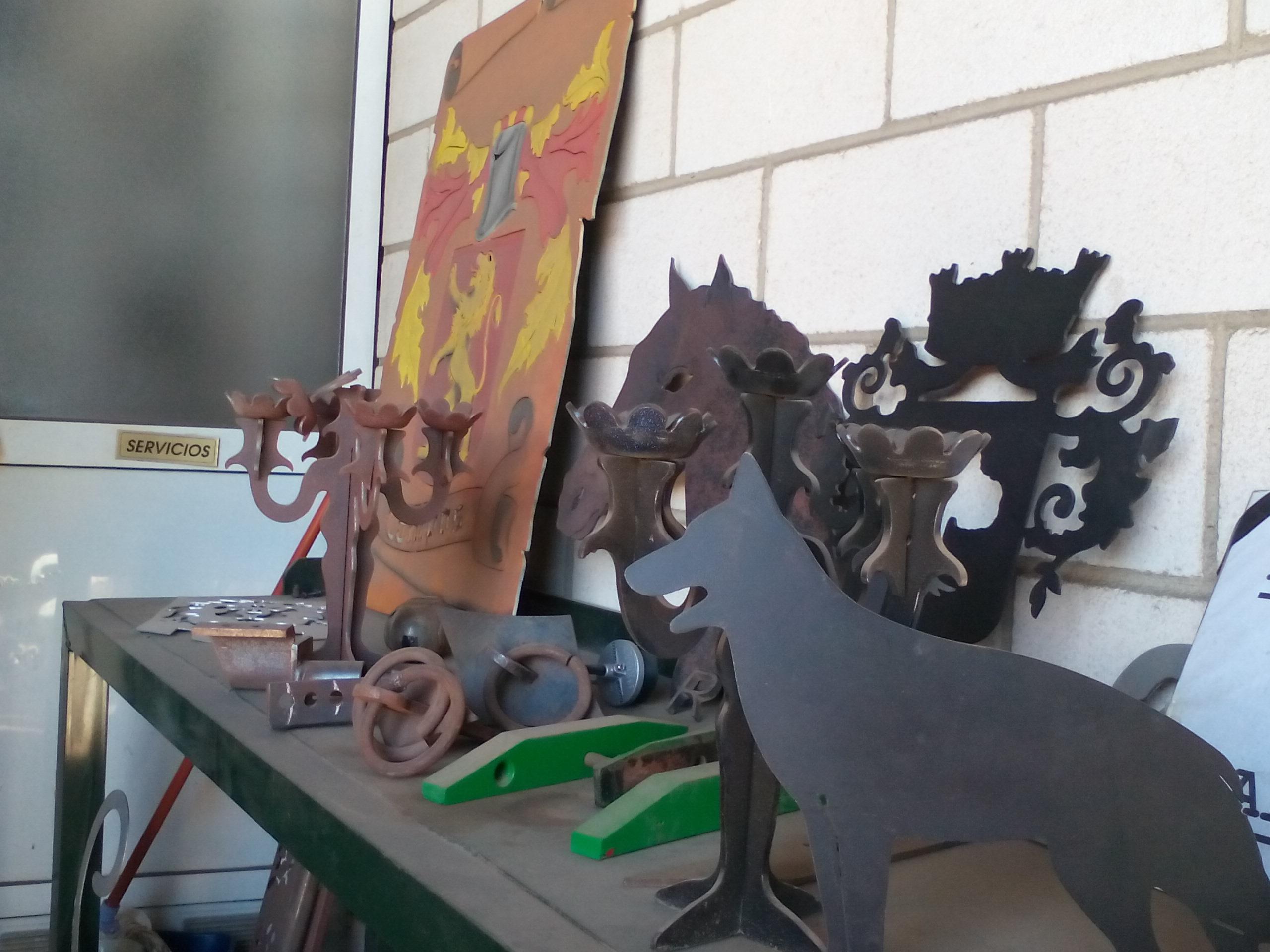 SOLDADURAS CUBAS ALUMINIO ALMENDRALEJO - AGRIMETAL