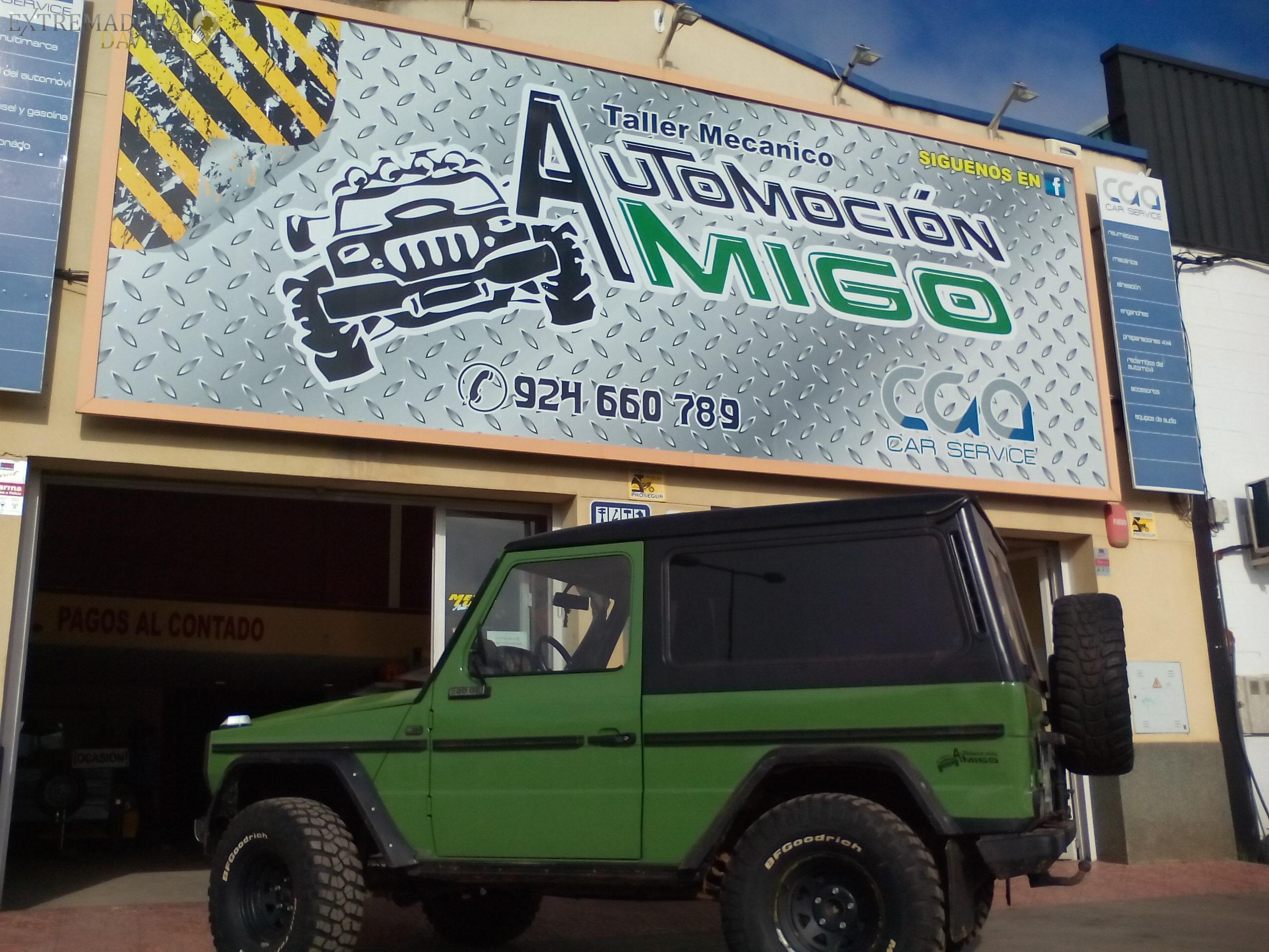 TALLERES ALMENDRALEJO AUTOMOCIÓN AMIGO