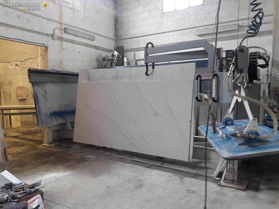 Encimeras de mármol en Almendralejo J.Bote Fabrica
