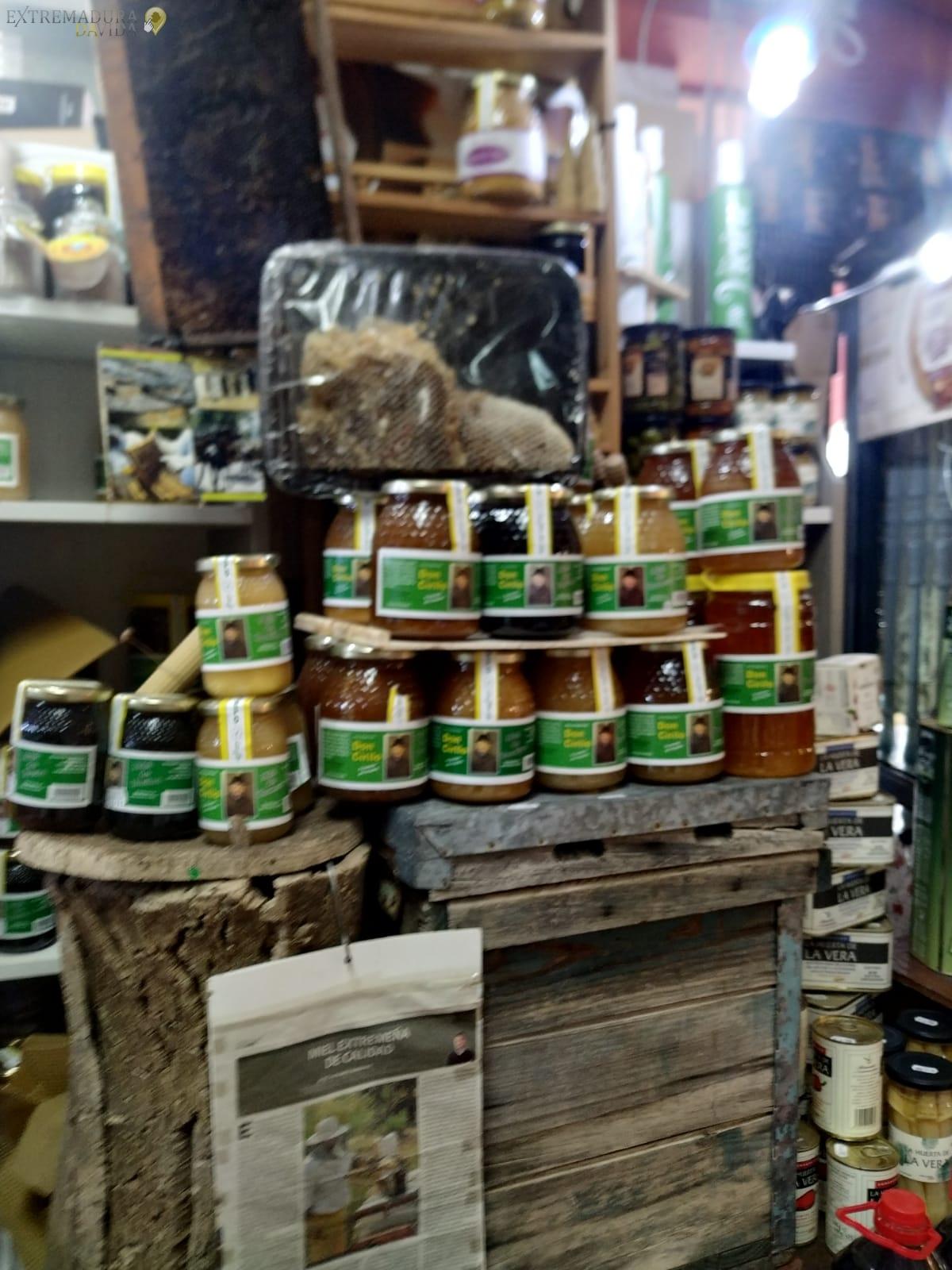 Miel de la vera La Artesa Gourmet Jarandilla Hurdes