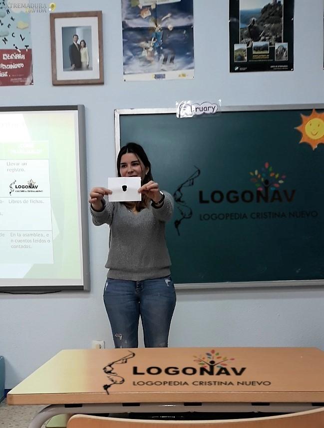 Logopedia Navalmoral Logonav Cristina