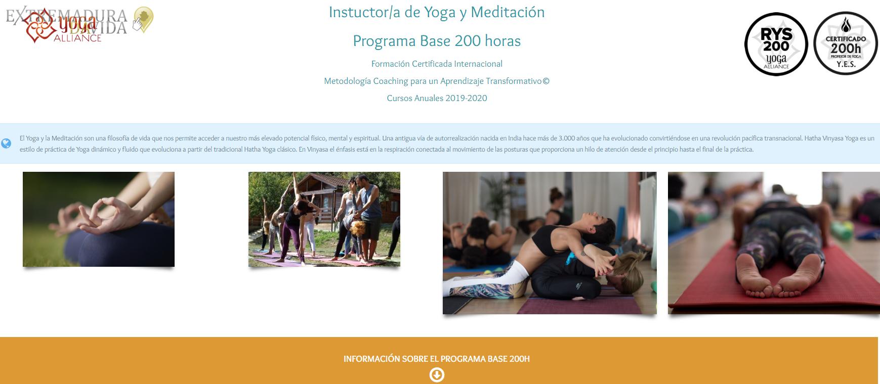 Profesora de Yoga en Almendralejo