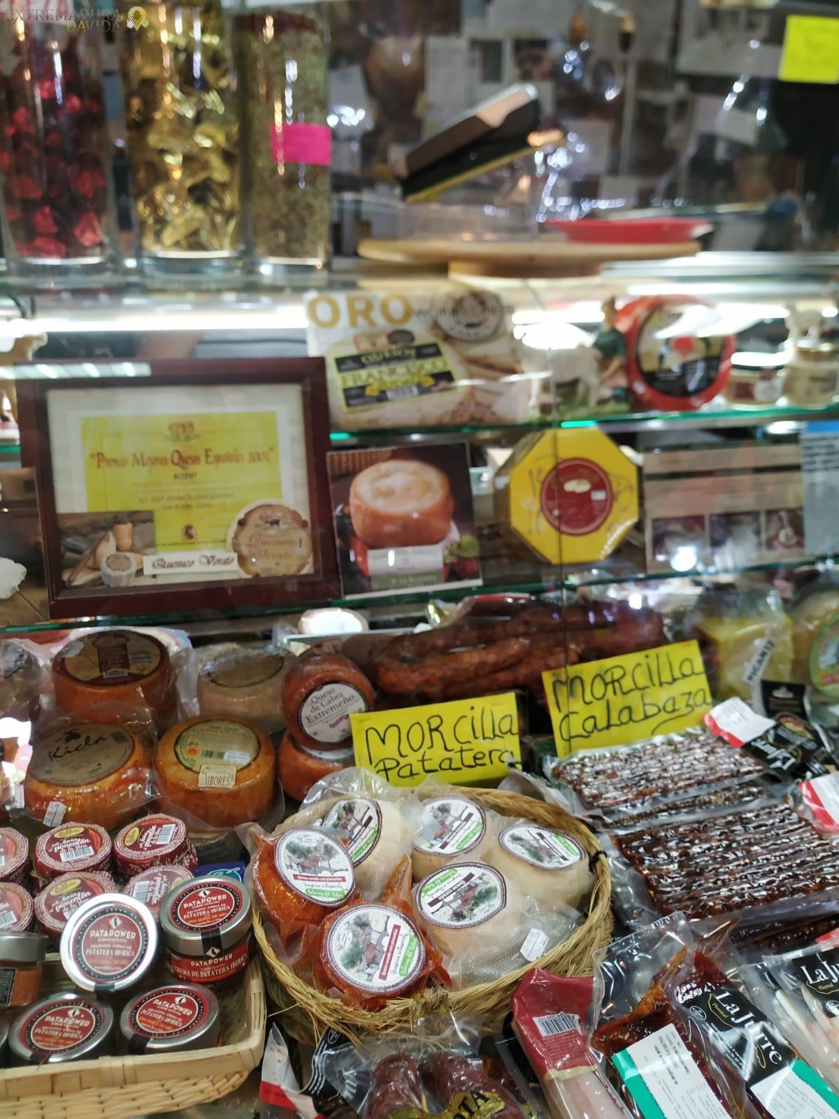 Quesos tipicos de la vera La Artesa Gourmet Jarandilla