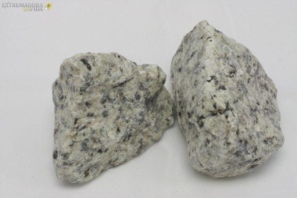 Roca Blanca Granito Gaviones