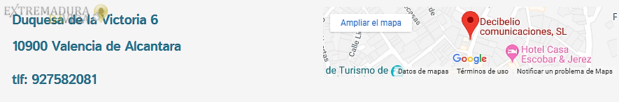Tienda de moviles en valencia de Alcantara Decibelio Movistar
