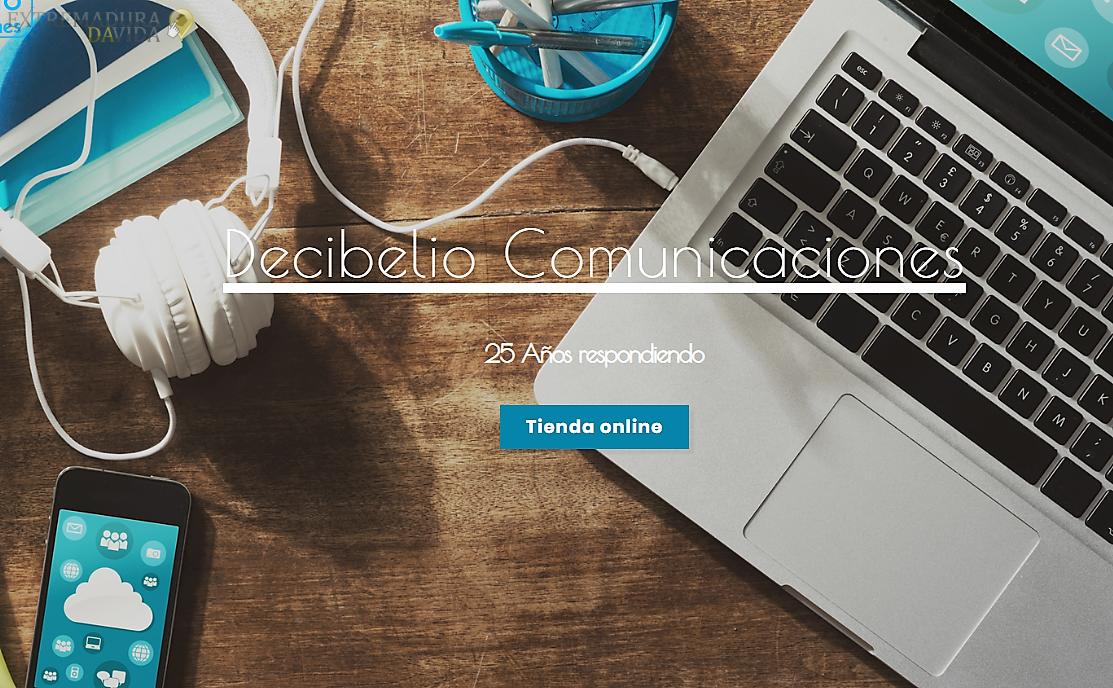 Tienda de telefonia en Cáceres Decibelio Movistar