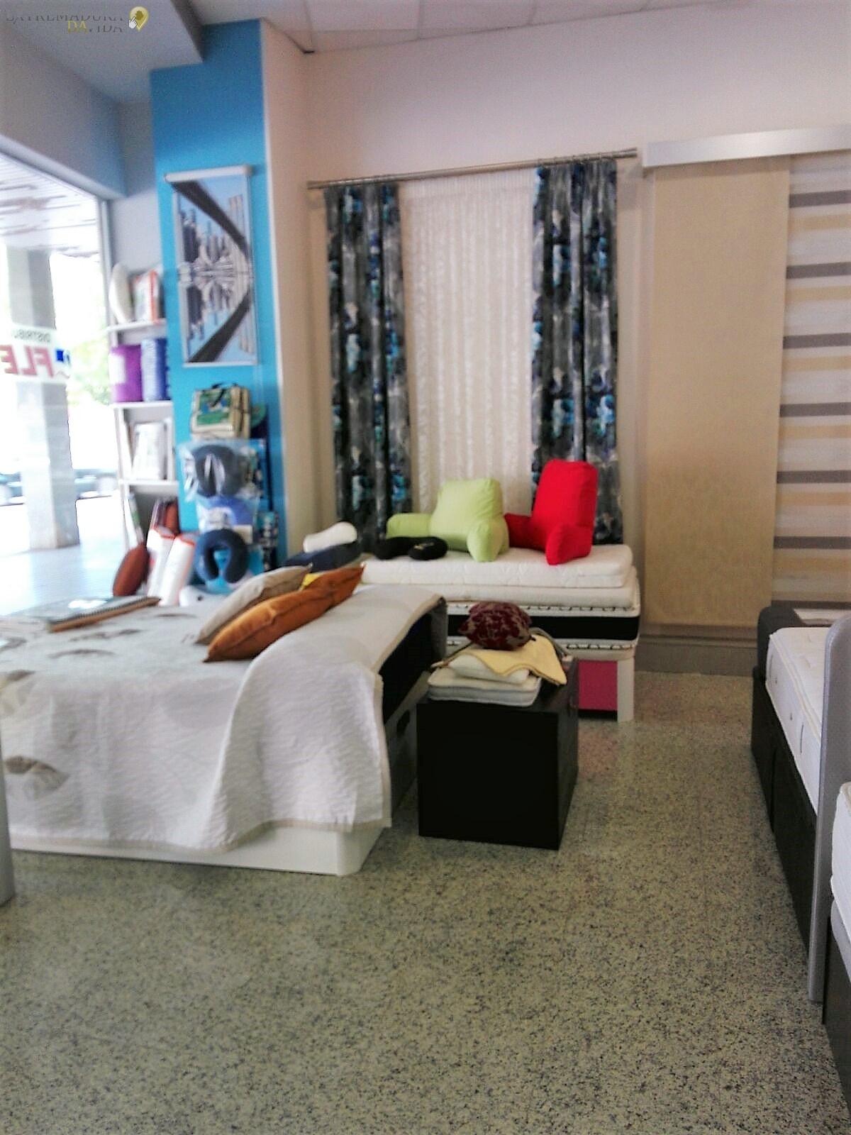 Colchoneria tapiceria cortinaje en Badajoz Palacios