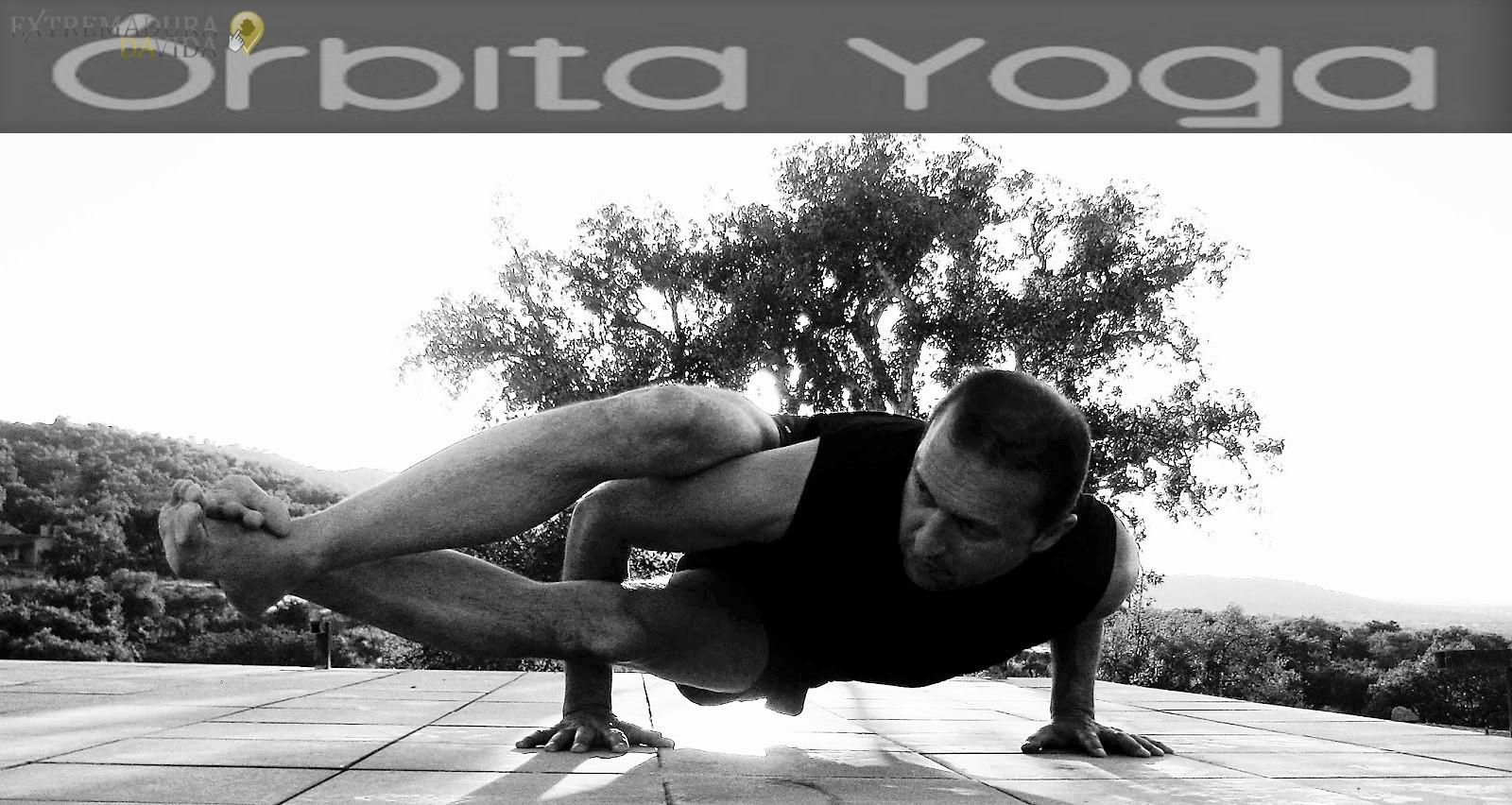 Profesores de Yoga en Cáceres Órbita