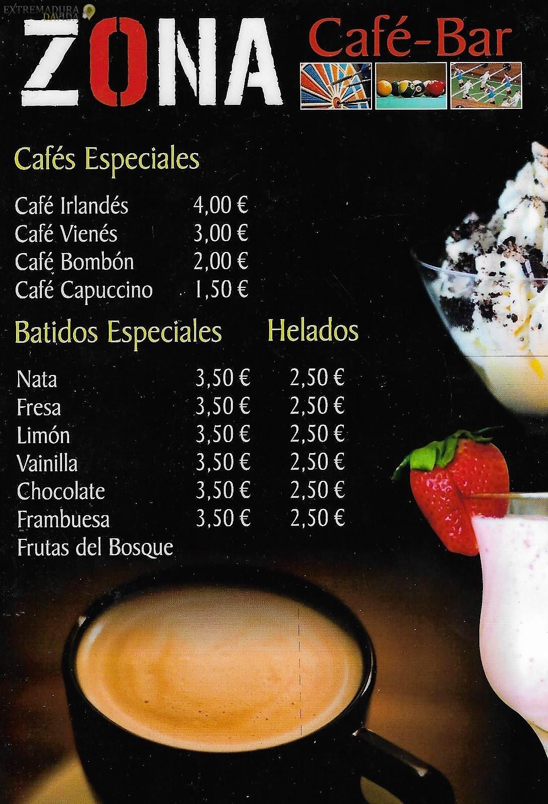 Cáceres Billares Zona Pub